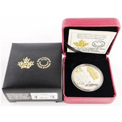 2014 .9999 Fine Silver $20.00 Coin 'ROYAL ONTARIO