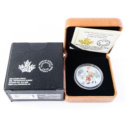 2018 $10.00 Fine Silver Coin 'Learning to Play -