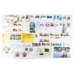 Canada Post - 2005 Official First Day Covers Colle