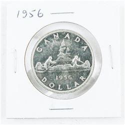 1956 CAD Silver Dollar