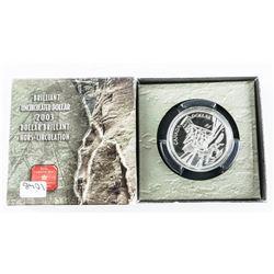 2003 925 Sterling Silver BU Dollar Coin