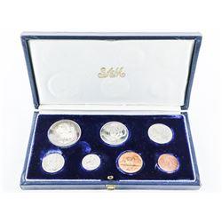 1966 South Africa UNC Mint Set