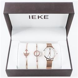 Ladies Watch and Jewellery Set (RG)