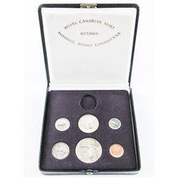 1867-1967 Specimen Coin Set - No Gold