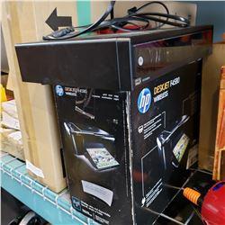 HP DESK JET, F4580 WIRELESS PRINTER, AND MOTOROLA DVR