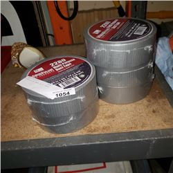 5 ROLLS OF NEW DUCT TAPE