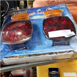 PIT BULL TRAILER LIGHT KIT