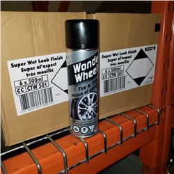 2 BOXES SUPER WET FINISH WONDER WHEELS POLISH