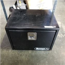 LARGE METAL BEAR PROOF CONTAINER BY BUYERS COMPANY