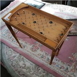 C. 1900 ENGLISH PIN BALL GAME