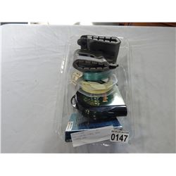 FLY FISHING LINES, REEL COVERS, ETC
