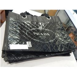 LOT OF PRADA GIFT BAGS