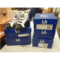 5 PAIRS LA GEAR WAYNE GRETZKY RUNNING SHOES SIZE 2-1/2