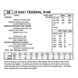 J5 D431 FEDERAL 9146