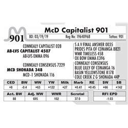 McD Capitalist 901