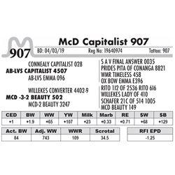 McD Capitalist 907