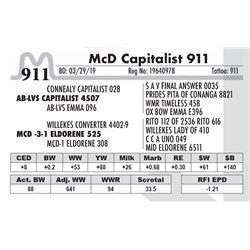 McD Capitalist 911