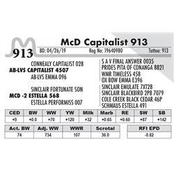 McD Capitalist 913