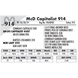 McD Capitalist 914