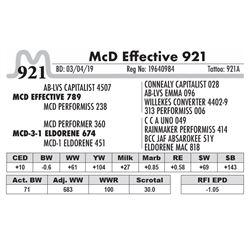 McD Effective 921