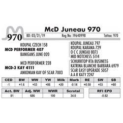 McD Juneau 970