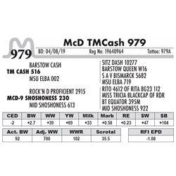 McD TM Cash 979
