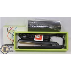 CORTEX PROFESSIONAL TOURMALINE HAIR STRAIGHTENER