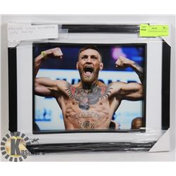 FRAMED CONNOR MCGREGOR UFC PHOTO.