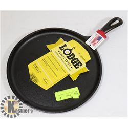 LODGE CAST IRON 10 1/2 GRIDDLE
