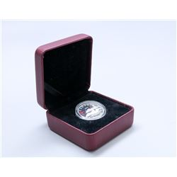 2012 SILVER LOONIE PROOF OLYMPIC COIN