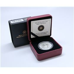 2011 FINE SILVER $10 MAPLE LEAF FOREVER COIN