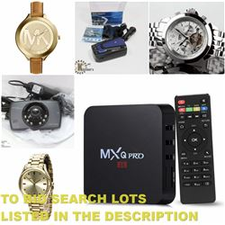 FEATURED NEW WATCHES AND ELECTRONICS