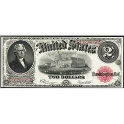 1917 $2 Legal Tender Note