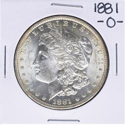 1881-O $1 Morgan Silver Dollar Coin