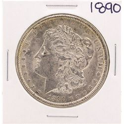 1890 $1 Morgan Silver Dollar Coin