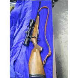 338 Winchester Mag with Swarovski, Habicht 3x13x50