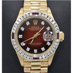 Rolex President Datejust Watch