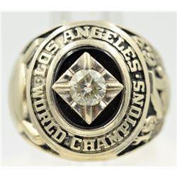 1963 World Series Ring