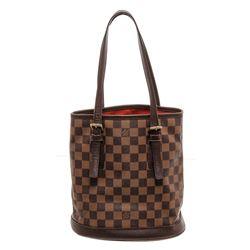 Louis Vuitton Damier Ebene Bucket Bag