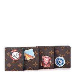 Louis Vuitton Mini Notebooks (4)