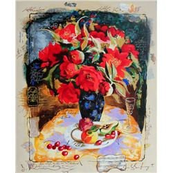 Alexander & Wissotzky Red Bouquet