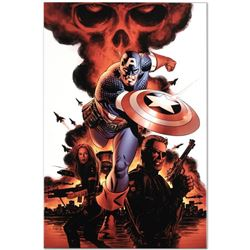 Captain America #1 by Marvel Comics