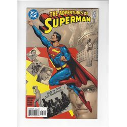 The Adventures of Superman Issue #573 by DC Comics