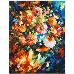 Magic Bouquet by Afremov (1955-2019)