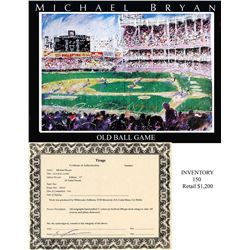 """Michael Bryan (NY Yankees) """"The Old Ball Game """""""