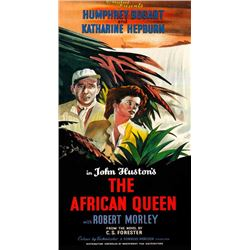 African Queen Movie Poster