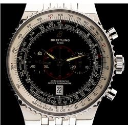 Breitling Stainless Steel Montbrilliant Legende Navitimer Men's Watch