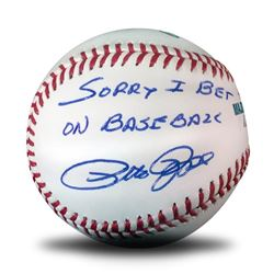 Pete Rose - Sorry Ball by Rose, Pete