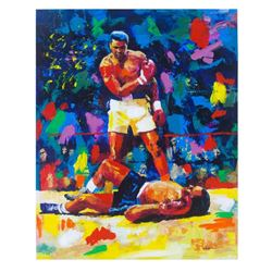 Ali Over Liston by Semeko, Igor