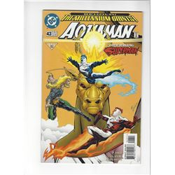 Aquaman Issue #43 by DC Comics